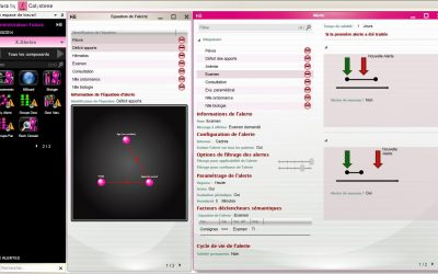 Projet Mocs – Monitoring d'objets connectés en santé