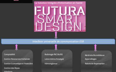 Futura Smart Design étend son domaine d'intégration