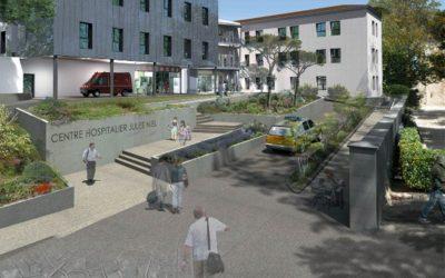 Le centre hospitalier de Valréas passe au DPI